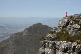 CDB top of table mountain