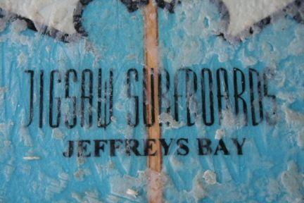 J Bay Surfboard