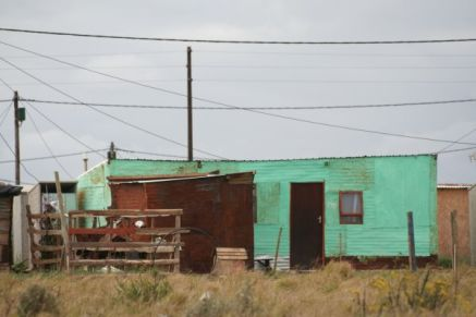 Township J Bay - every town has them