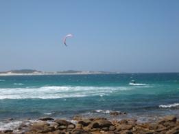 Cape St FrancisKitesurfers