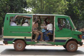 Local busBamako