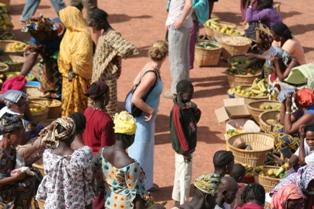 Market atNiafunké