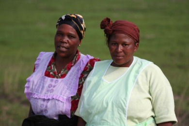 Village Ladies