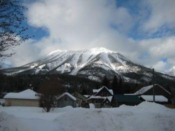 Mt Fernie