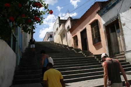 Padre Pico Steps