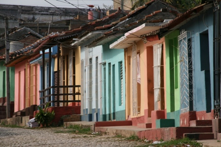 Houses in Trinidad