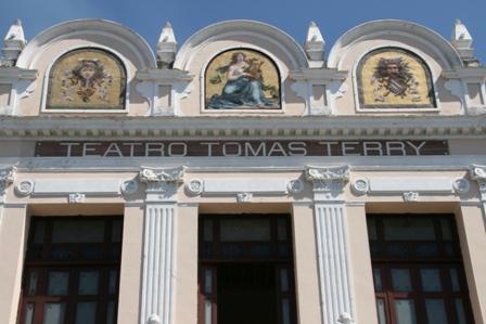 Teatro Tomas Terry, Cienfuegos