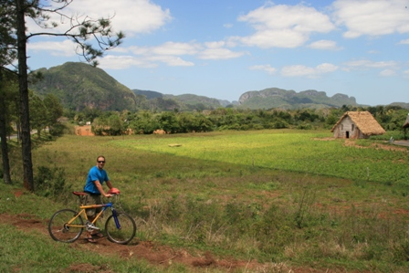 CDB cycling, Vinales