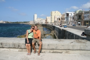 Cozy on the Malecon